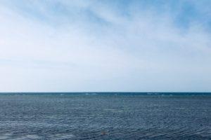 宗谷岬 海
