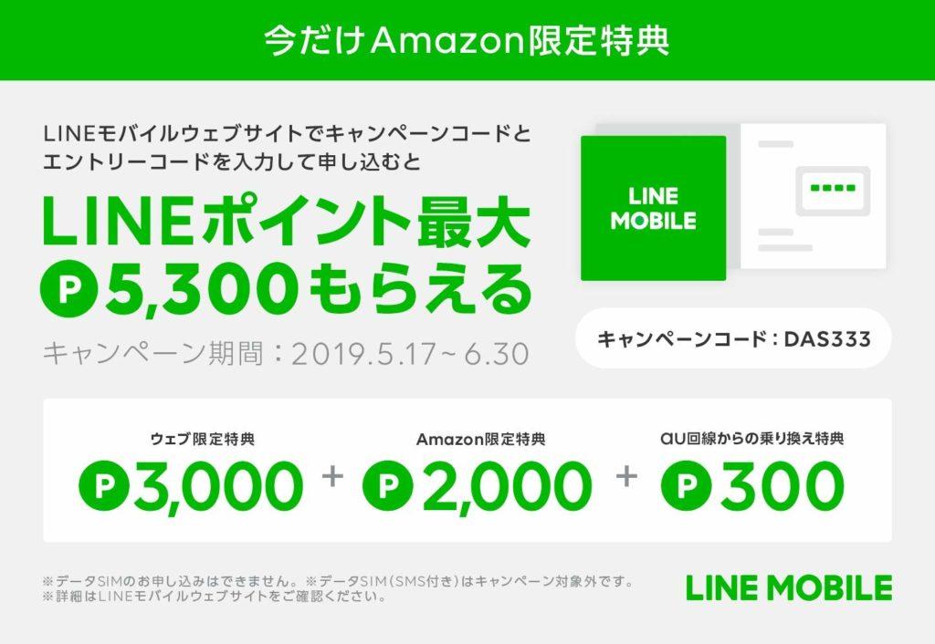 エントリーパッケージ Amazon