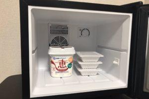 冷蔵庫 ヨーグルト 納豆