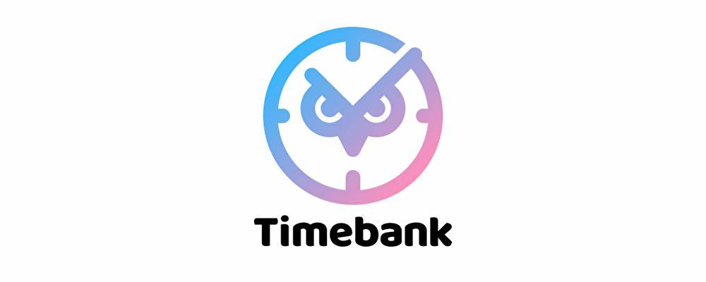 タイムバンク ロゴ